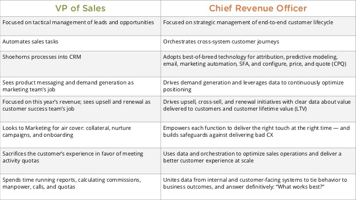 VP Sales vs. Chief Revenue Officer image